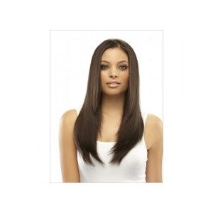 "EasiXtend Elite 16"" human hair extensions by JR"