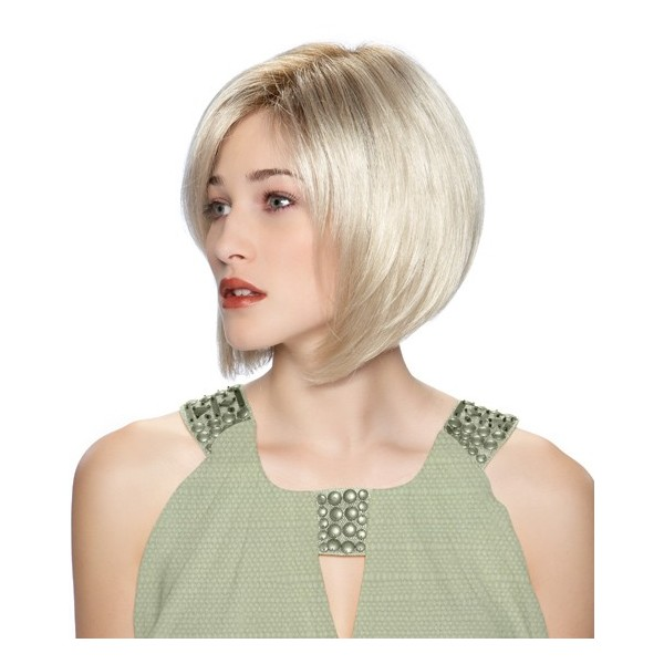 Mono Right Side Part Wig 64