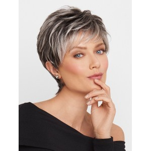Crushing on Casual by Raquel Welch - Monofilament Top + Lace Front