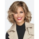 Brave The Wave by Raquel Welch - Monofilament Part + Lace Front