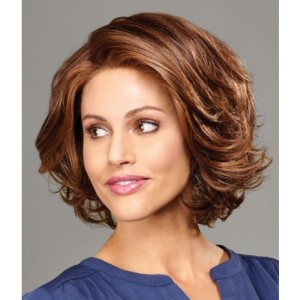 PEYTON by Henry Margu - Monofilament Top + Lace Front
