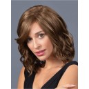 Mid Length Beach Wave (Zinnia) by TressAllure - Hand Tied Cap + Lace Front