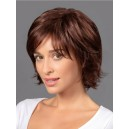 Mid Layered Shag (Primrose) by TressAllure - Hand Tied Cap + Lace Front + Monofilament Top