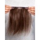 "EasiPieces 8"" Length x 4"" Base Width - Human Hair One Piece"